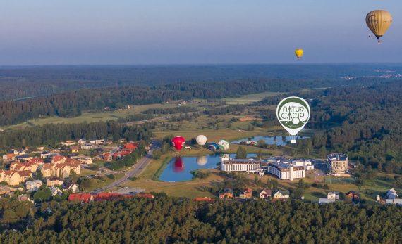XXIX-asis Lietuvos karšto oro balionų čempionatas